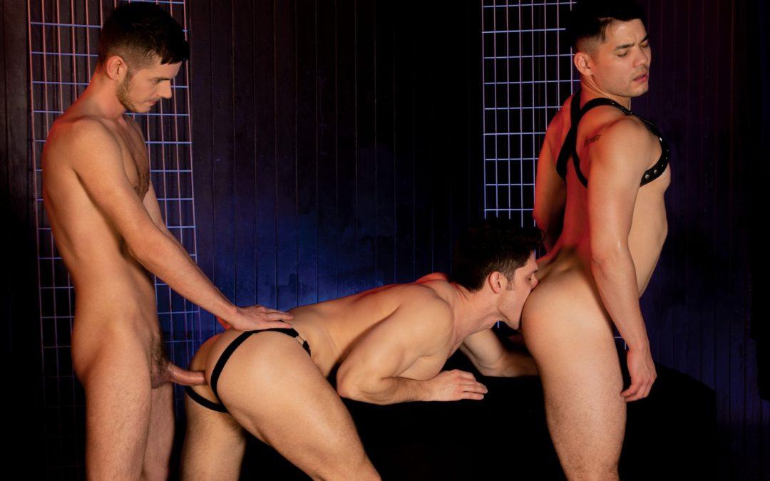 Diary of a Sex Addict – Devin Franco, Colton Reece & Christian Finch