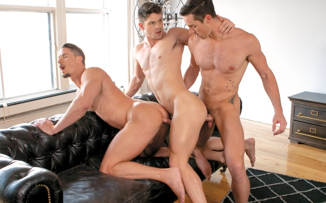 Love and Lust in Montreal – Skyy Knox, Devin Franco & Steven Lee