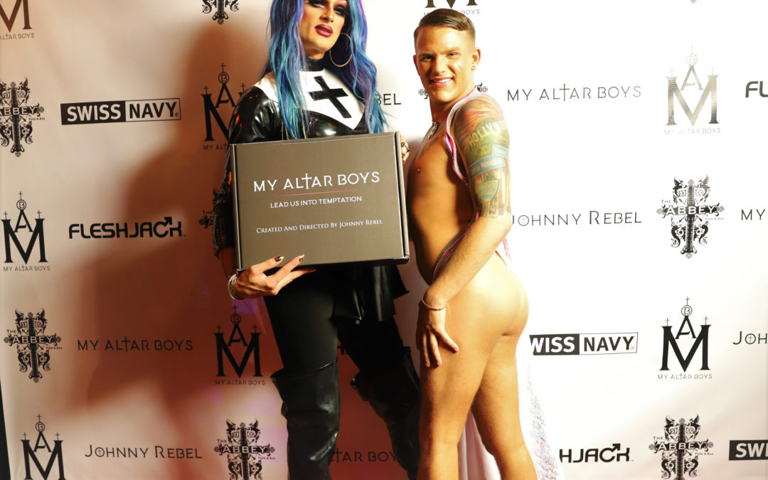 My Altar Boys ROCKS The Abbey in West Hollywood