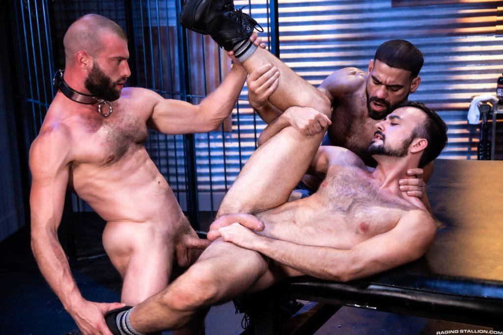 Manscent – Ricky Larkin, Mason Lear & Donnie Argento