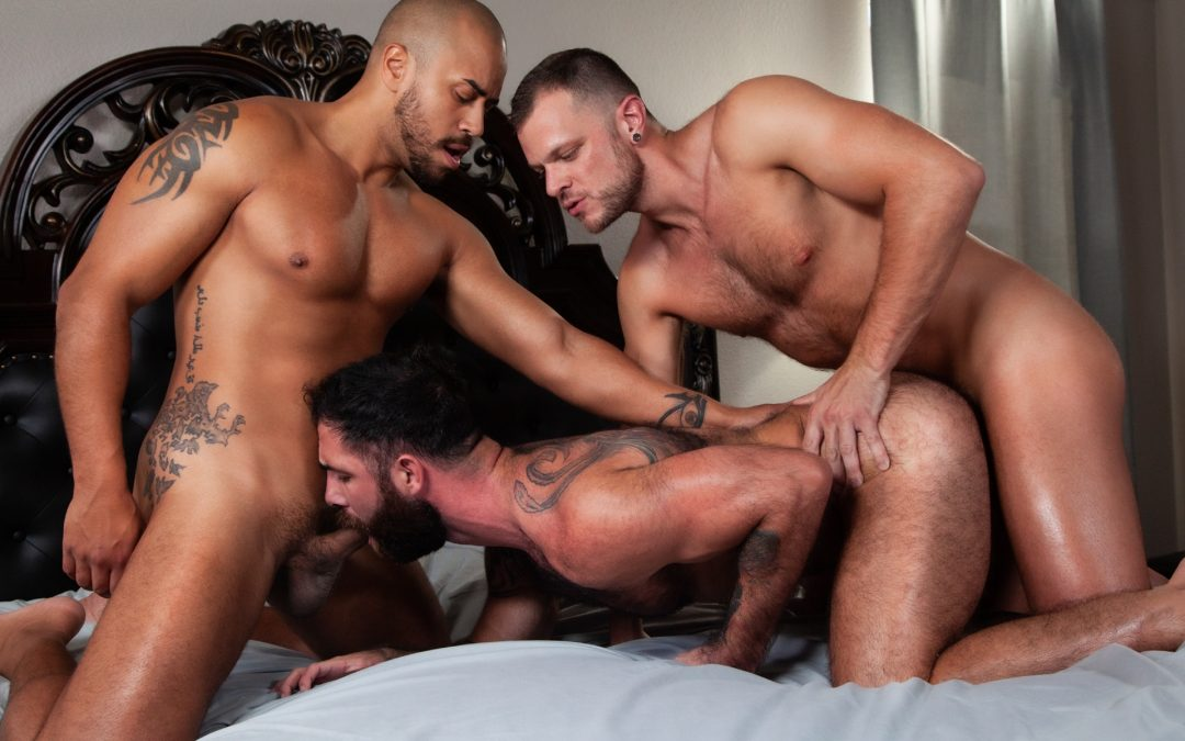 Loaded: Give It To Me Raw! – Wade Wolfgar, Jake Nicola & Julian Grey